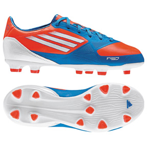 adidas Youth F30 TRX FG Soccer Shoes (Infrared)
