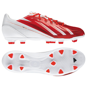 adidas Lionel Messi F30 TRX FG Soccer Shoes (Red/White)