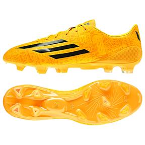bd32e2510 adidas Lionel Messi F50 adiZero TRX FG Soccer Shoes (Solar Gold ...