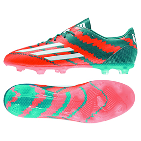 adidas Lionel Messi 10.2 TRX FG Soccer Shoes (Power Teal)