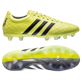 adidas 11Pro FG Soccer Shoes (Yellow/Black)