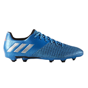 adidas Lionel Messi 16.2 TRX FG Soccer Shoes (Shock Blue)