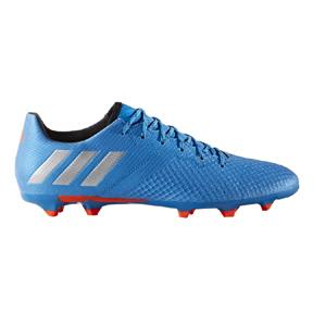 adidas Lionel Messi 16.3 TRX FG Soccer Shoes (Shock Blue)