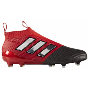 adidas ACE  17+ Pure Control FG Soccer Shoes (Red Limit Pack)