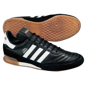 adidas Copa Indoor Soccer Shoes (Black/White)