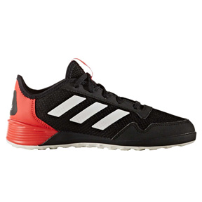 adidas Youth ACE Tango 17.2 Indoor Soccer Shoes (Black/White)