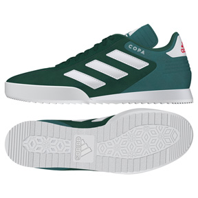 huge discount 7768c ad088 adidas Copa Super Indoor Soccer Shoes (Collegiate Green)