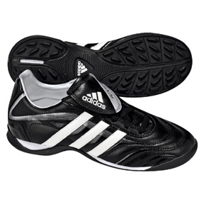 adidas Youth Puntero IV TRX Turf Soccer Shoes (Black/White)