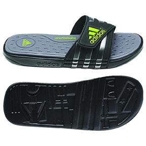 f0a16f066cc4 adidas adissage SUPERCLOUD Soccer Sandal   Slide (Iron ...