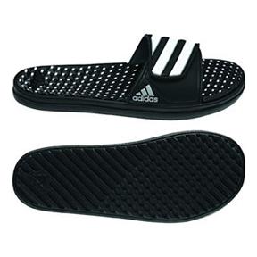 079529e4b763 adidas Calissage II ZTF Soccer Sandal   Slide (Black White ...