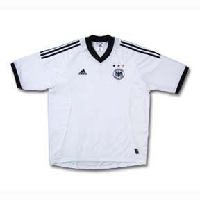 Adidas Germany DFB Home 02 Jersey