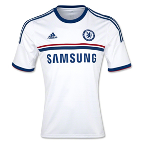 adidas Youth Chelsea Soccer Jersey (Away 13/14)