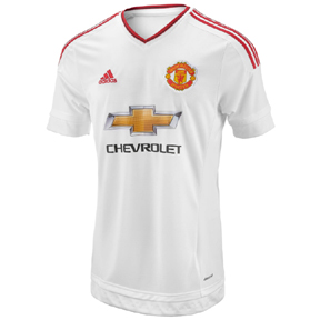 adidas Youth Manchester United Soccer Jersey (Away 15/16)