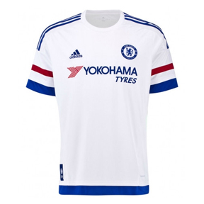 adidas Chelsea Soccer Jersey (Away 15/16)