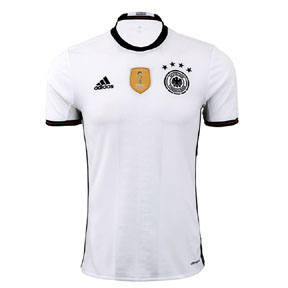 adidas Youth Germany Soccer Jersey (Home 16/17)