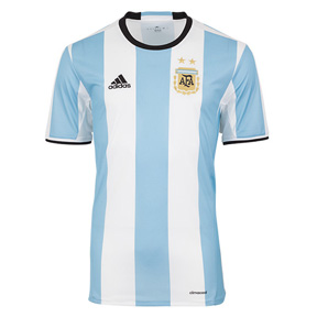 adidas Argentina Soccer Jersey (Home 16/17)