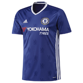 adidas Chelsea Soccer Jersey (Home 16/17)