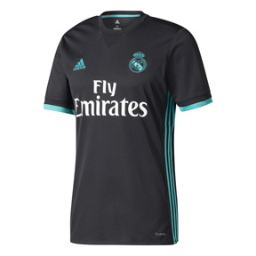 adidas Youth Real Madrid Soccer Jersey (Away 17/18)