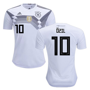 adidas Germany Ozil #10 Soccer Jersey (Home 18/19)