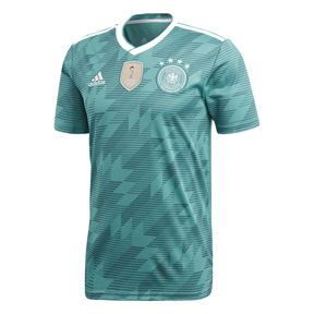 adidas  Germany World Cup 2018 Soccer Jersey (Away)