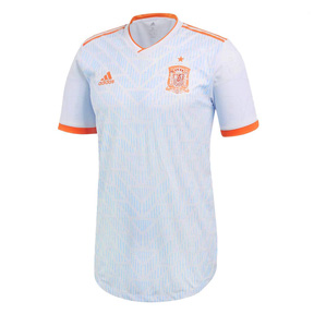 adidas  Spain World Cup 2018 Soccer Jersey (Away)