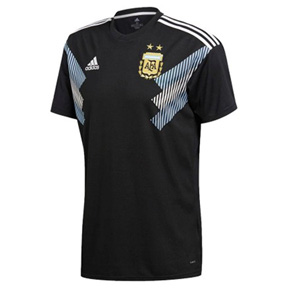 adidas Youth   Argentina World Cup 2018 Soccer Jersey (Away)