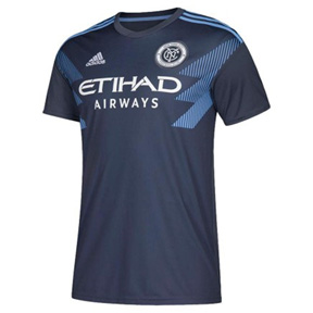 adidas  NYCFC  Soccer Jersey (Away 18/19)
