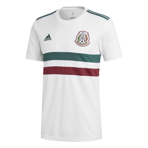 adidas   Mexico World Cup 2018 Soccer Jersey (Away)