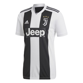 adidas Youth  Juventus  Soccer Jersey (Home 18/19)