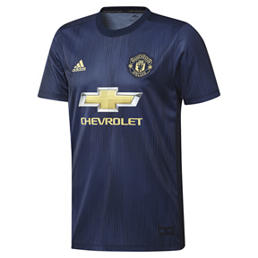 adidas  Manchester United Soccer Jersey (Alternate 18/19)