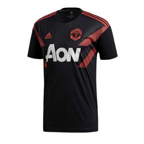 adidas  Manchester United Soccer Training Jersey (18/19)
