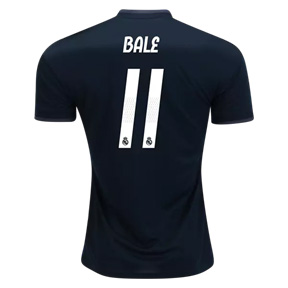 adidas  Real Madrid Bale #11 Soccer Jersey (Away 18/19)
