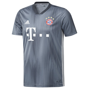 adidas Youth  Bayern Munich Soccer Jersey (Alternate 18/19)