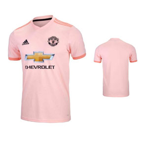 adidas Manchester United Soccer Jersey (Away 18/19)