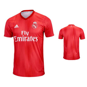 adidas  Real Madrid Soccer Jersey (Alternate 18/19)