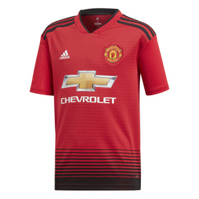 adidas Manchester United Soccer Jersey (Home 18/19)