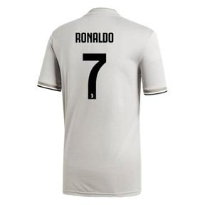info for bdb6a 587f5 adidas Juventus Cristiano Ronaldo #7 Soccer Jersey (Away 18 ...