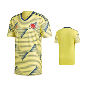 adidas  Colombia  Soccer Jersey (Home 19/20)