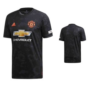 Adidas Manchester United Soccer Jersey Alternate 19 20 Soccerevolution