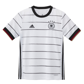 adidas  Germany  Soccer Jersey (Home 20/21)