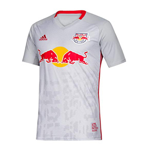 adidas Youth  NY Red Bulls  Soccer Jersey (Home 20/21)
