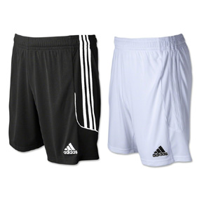 adidas Youth Squadra 13 Soccer Short (White)