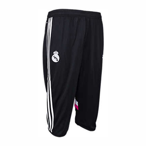 adidas Real Madrid 3/4 Soccer Training Pant (2014/15)