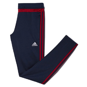 adidas Womens Tiro 15 Soccer Training Pant (Navy/Red)