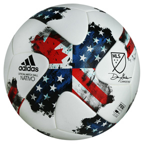 adidas  MLS Nativo Official Match Ball (2017)