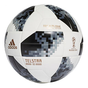 adidas    Telstar 18 World Cup 2018 Top Replique Soccer Ball