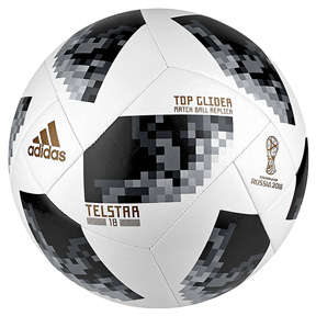 adidas   2018 World Cup  Telstar 18 Top Glider Soccer Ball