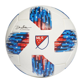 adidas MLS  Nativo Official Match Soccer Ball (2018)