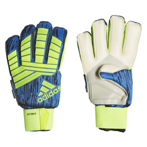adidas  Predator  18 Ultimate Fingersave Goalie Glove (Solar Yellow)