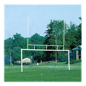 GOAL Sporting Goods Combination Football Post and Soccer Goal